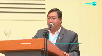 Presidente Arce expuso proyectos para reactivar la econom铆a en Bolivia hasta el a帽o 2025