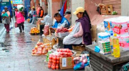 Cedla: Preocupa que las pol铆ticas p煤blicas apuesten al empleo informal en pandemia