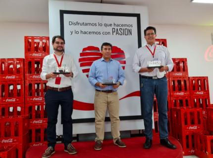 EMBOL Coca-Cola es líder por 5ta vez en Reputación y RSE en el Ranking MERCO