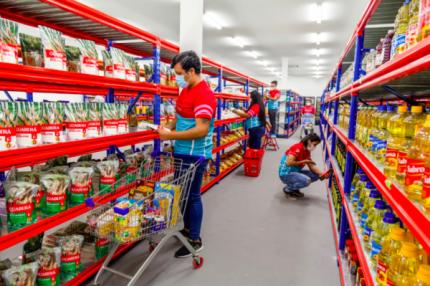 PedidosYa ofrece más de 200 productos de supermercado  a mitad de precio