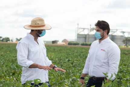 Alicorp realizó con éxito nuevo ciclo de Capacitaciones Virtuales para agricultores