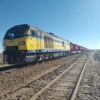 Ferroviaria Andina reactiva el tramo Arica - Viacha
