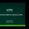 Webinar UPSA sobre Transformaci贸n  Digital en empresas cruce帽as
