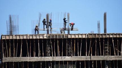 La construcción aún no se reactiva y reporta pérdida de 160 mil empleos