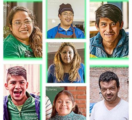 La Boliviana Ciacruz Seguros celebra 75 a帽os  Cambiando 7 Historias