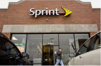 Did Sprint really lose market share in the last quarter?