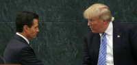 Mexican President Defends Trump Meeting