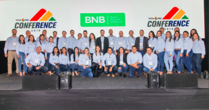 BNB apoya la Conferencia de TOTALPEC en beneficio al sector agropecuario