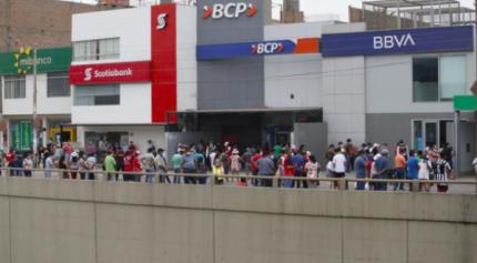 Qué responde la banca peruana al cambio de su perspectiva a negativa por parte de Moodys?