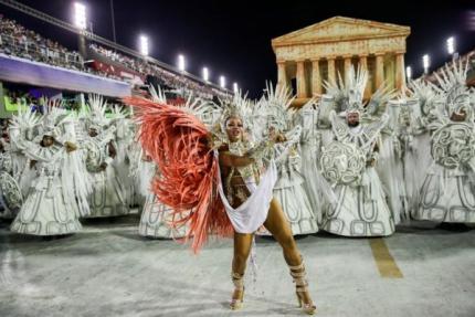 R铆o de Janeiro suspendi贸 sus desfiles del Carnaval de 2021 debido a la pandemia