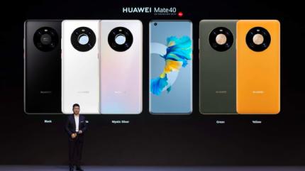 Presentaron a nivel global Huawei Mate 40, un salto hacia el futuro