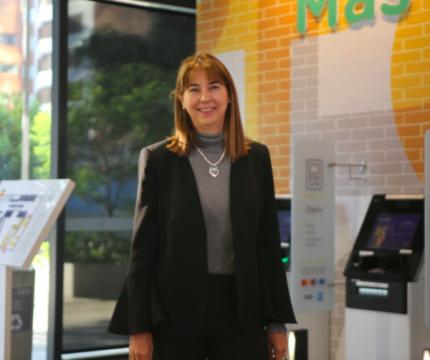 Las microempresarias tendr谩n una nueva l铆nea de financiaci贸n que ofrece Bancolombia