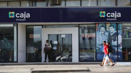 Caja Arequipa empez贸 a listar acciones en la Bolsa de Valores de Lima