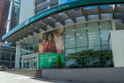El Banco Mercantil Santa Cruz coloca el 100% de los bonos emitidos en la Bolsa