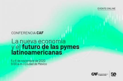 Lo más leído: CAF presenta su conferencia anual con enfoque en las pymes y la aceleración tecnológica de América Latina y el Caribe