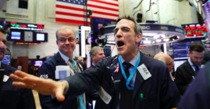 Lo más leído: Euforia en Wall Street: Biden y vacuna dejan a Dow Jones superando por primera vez los 30 mil puntos