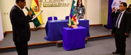 Lo más leído: Exejecutivo de la AFP Previsión BBVA es designado gerente general de la Gestora Pública
