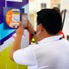 Gasolineras empiezan a implementar el pago de la gasolina con el m贸vil y un c贸digo QR