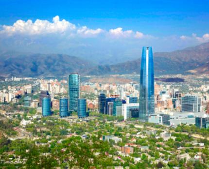 Economía chilena repunta levemente en noviembre tras 8 meses de caídas