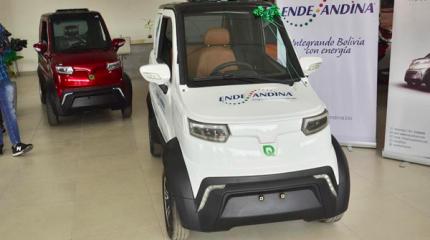 Lo mas leído: Quantum abrirá tienda en Paraguay y prevé vender 90 vehículos eléctricos al mes