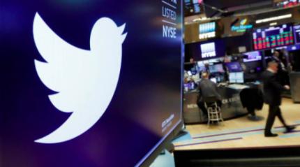 Lo más leído: Twitter se desploma en Bolsa tras suspender la cuenta de Trump