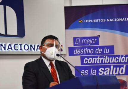 SIN proyecta reembolsar m谩s de un mill贸n de bolivianos a beneficiarios inscritos en el Re-IVA