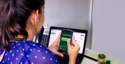 GanaM贸vil, la app del Banco Ganadero, mantiene la mejor puntuaci贸n entre 12 entidades financieras