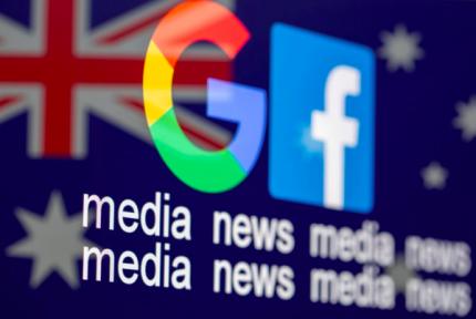 La prensa pasa la factura a Google y Facebook